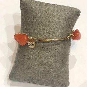 NWT Bourbon and Boweties standard Bracelet Cuff